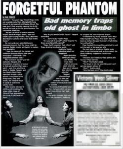 Weekly World News, Sep 5, 2005, Vol. 26, No. 52, p. 23