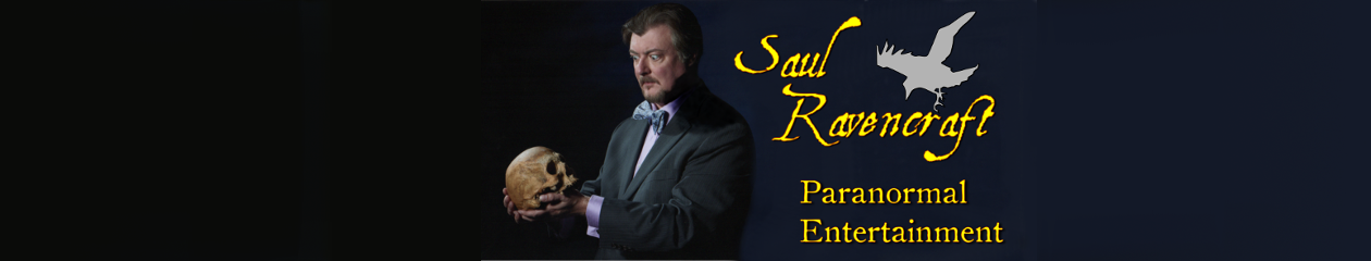 Saul Ravencraft, Paranormalist
